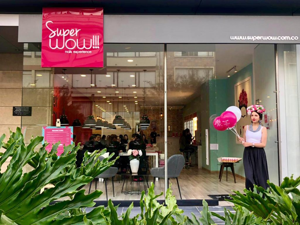 Local superwow bogota calle 96